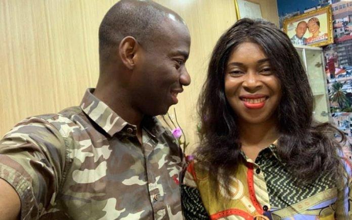 Décès de la femme du Révérend Général Camille Makosso