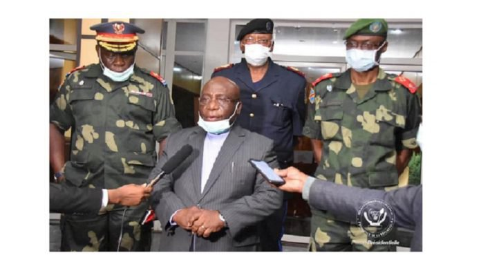 Le president Felix Antoine Tshisekedi ordonne-la-traque-et-larrestation de Kyungu Gedeo