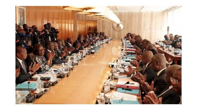 Côte D'Ivoire - Conseils des ministres