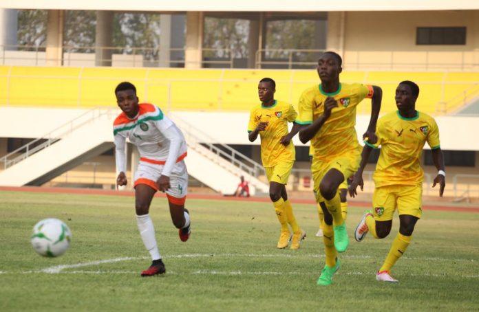 Team U_17 Togo