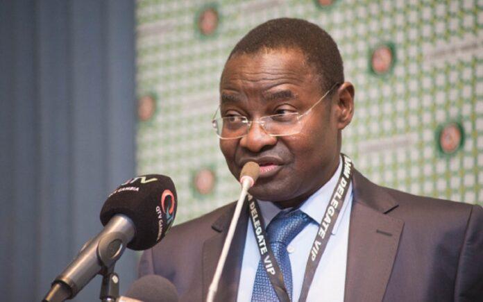 Moustapha Mijiyawa, ministre de la Santé